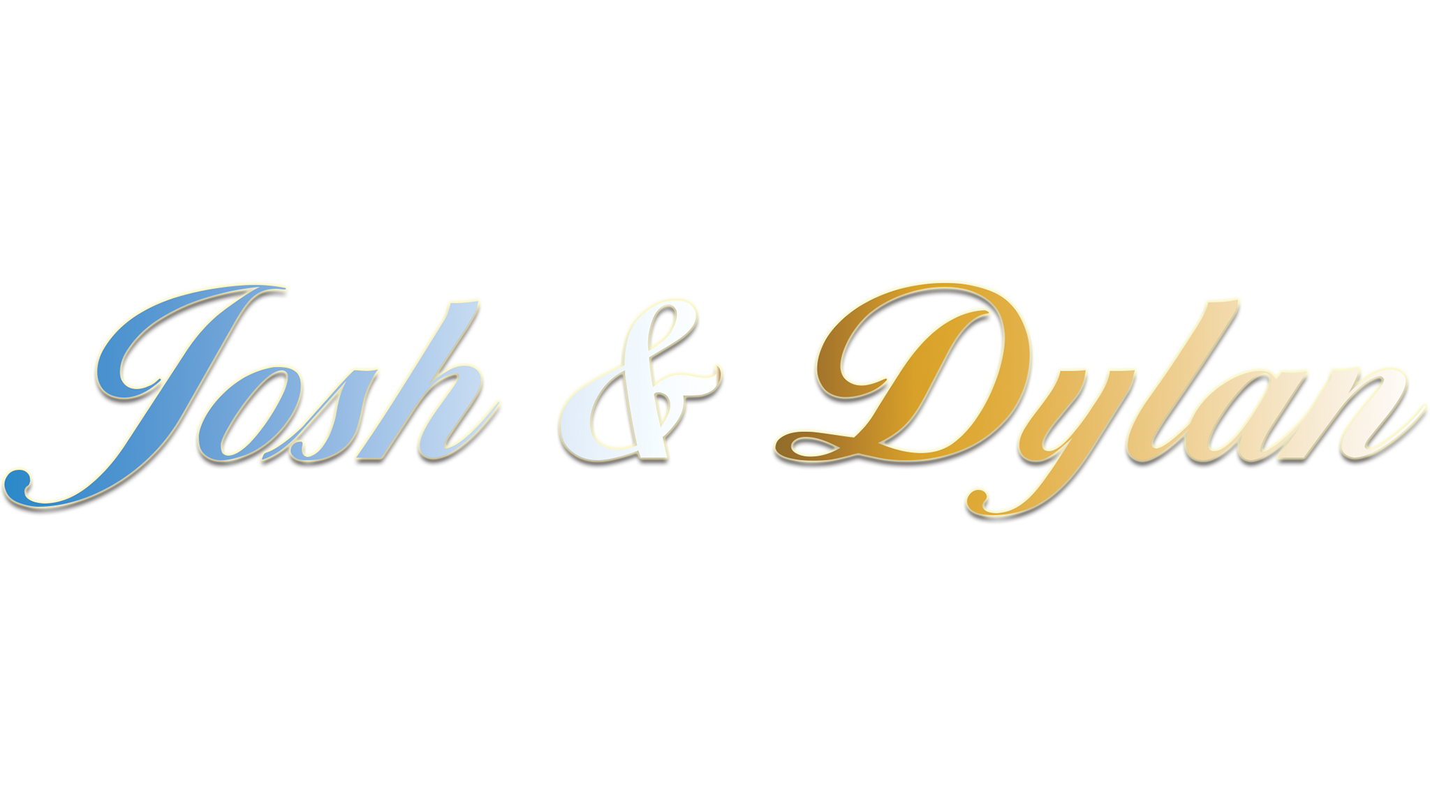 The Official Website for Josh And Dylan